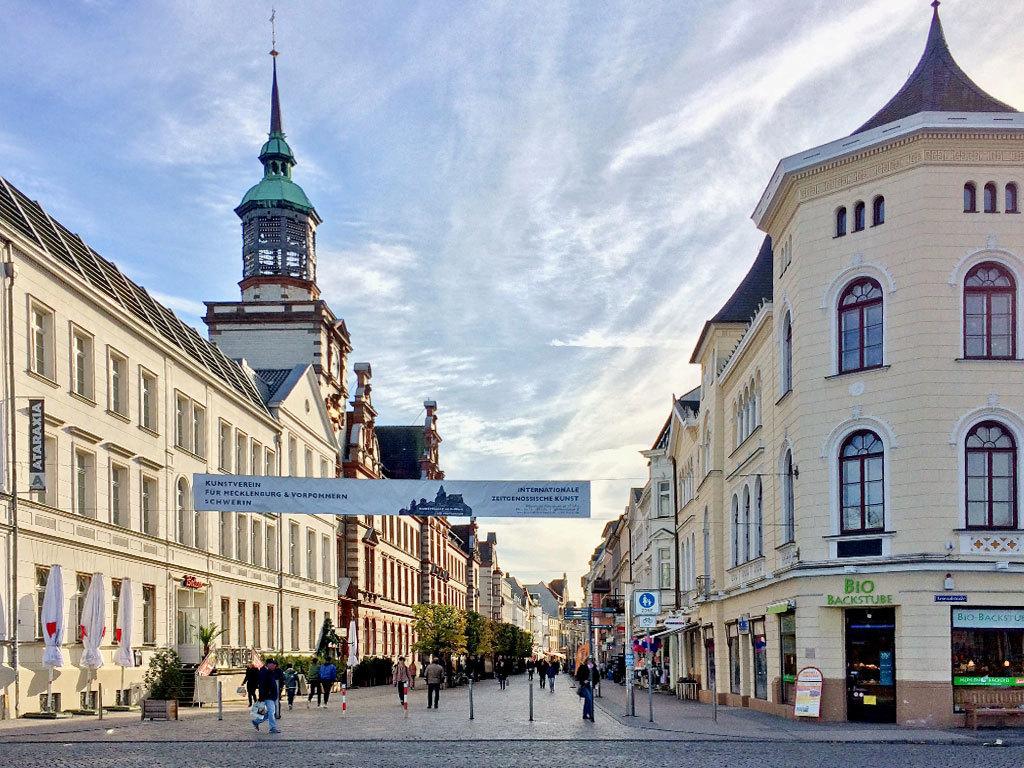 Mecklenburgstraße Schwerin