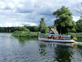Barkassenfahrten Teterow