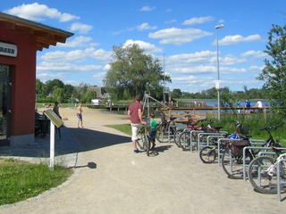 Naturbad am Teterower See