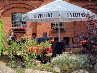 Uriges Restaurant in der Hochzeitsschmiede