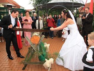 Hochzeit im Landhotel Borstel-Treff feiern