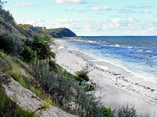 Steilküste Ückeritz