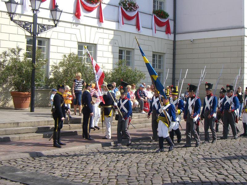 Wismars Schwedenfest