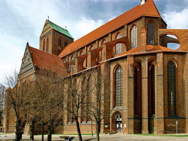 Wismars Backsteingotik