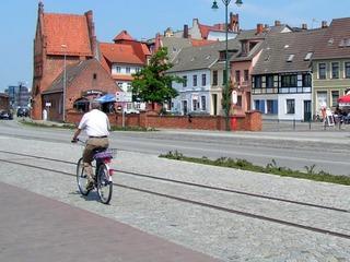 Radtour durch Wismar West