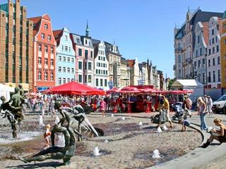 Kröpeliner Straße in Rostock