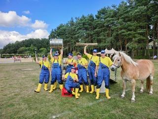 Mecklenburger Bauernolympiade ab 20 Teilnehmern