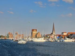 Rostocker Stadthafen