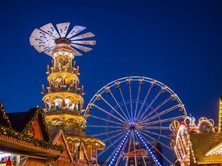Rostocker Weihnachtsmarkt
