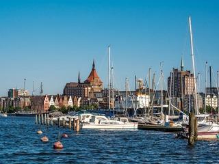 Puff aus Rostock, Hansestadt