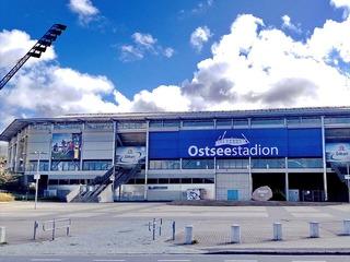Live erleben: FC Hansa Rostock im Ostseestadion