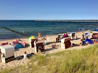 Strand in Graal-Müritz