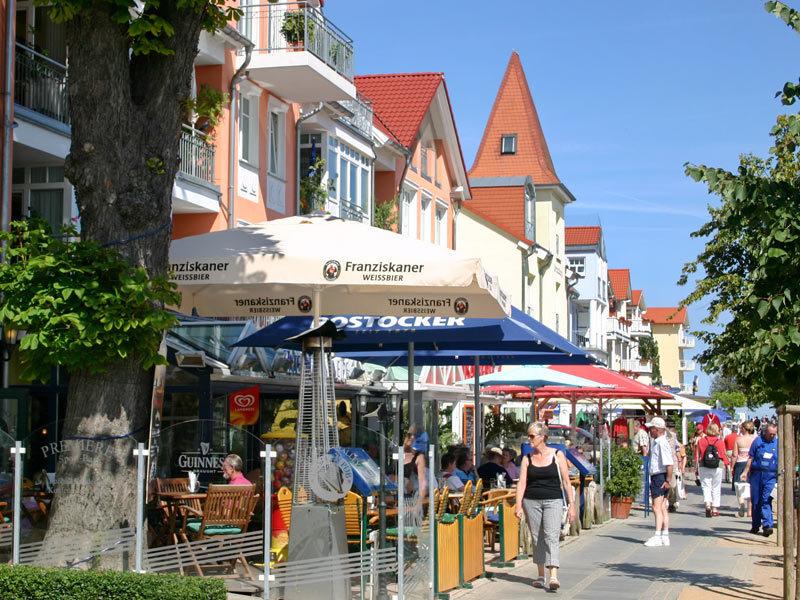 Strandstraße Kühlungsborn