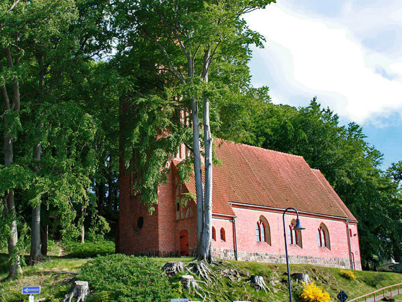 Evangelische Kirche Binz