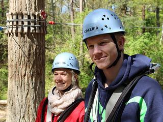 Kletterwald BinzProra
