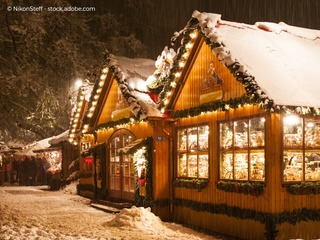 Binzer Weihnachtsmarkt