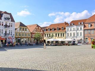 Neuer Markt in Waren (Müritz)