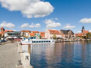 Uferpromenade Waren (Müritz)