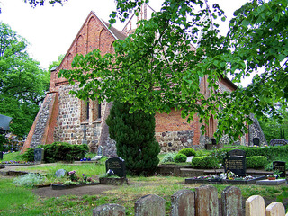 Kirche Ankershagen
