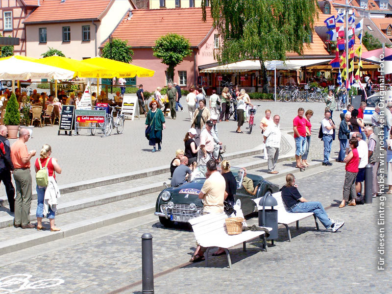 Müritzfest - Volksfest in Waren (Müritz)