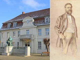 Fritz Reuter in Mecklenburg