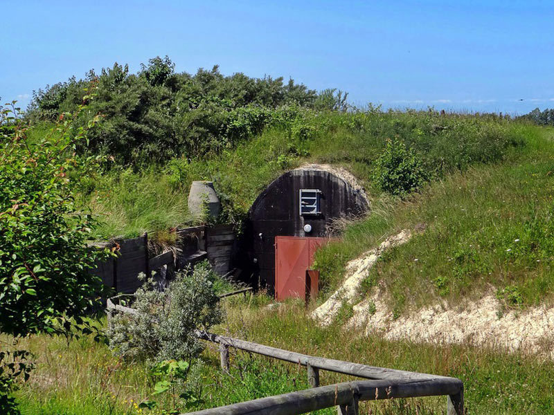 Arkona Bunker und Marineführungsbunker