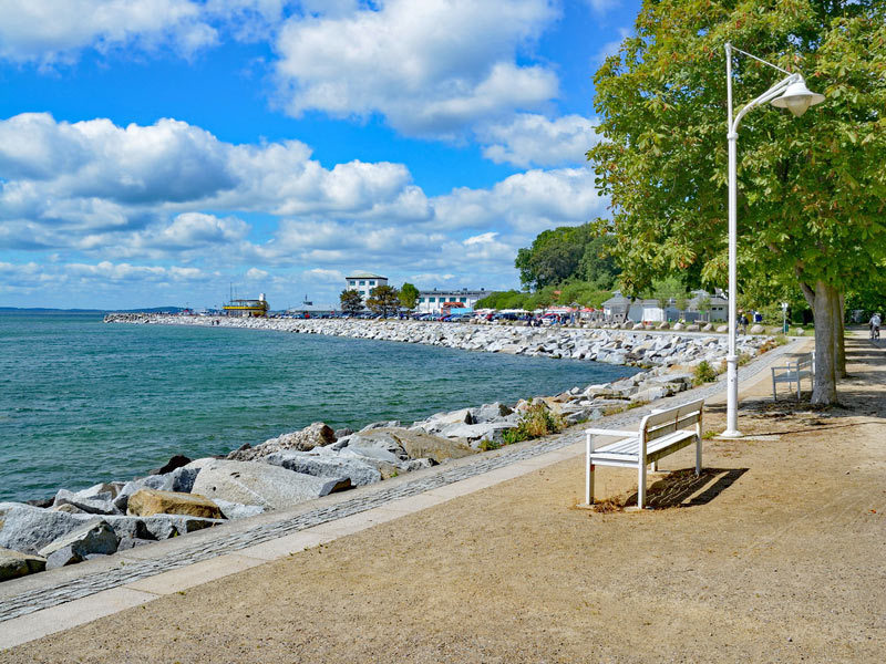Strandpromenade Sassnitz
