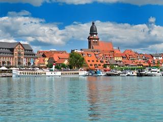 Whore aus Wismar, Hansestadt