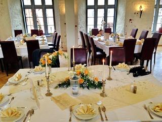 Hochzeiten in der Burg