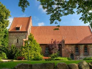 Dorfkirche in Koserow