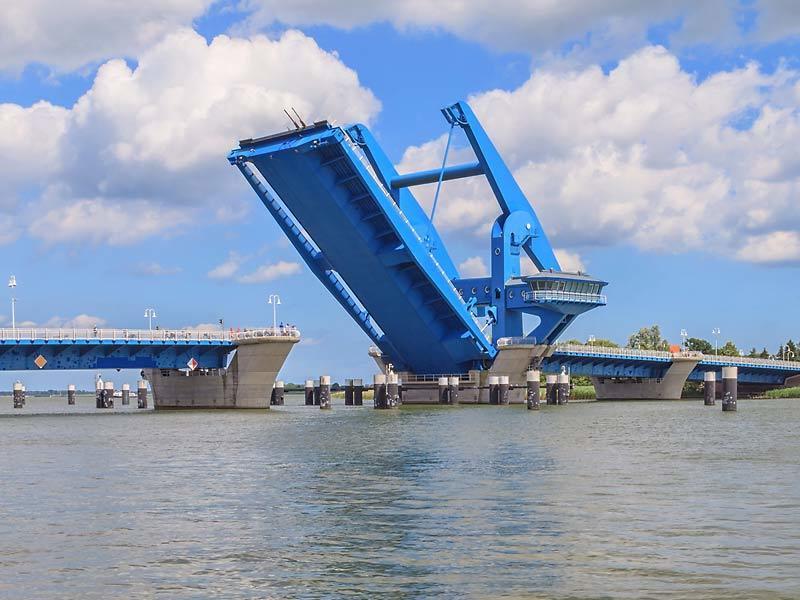 Peenebrücke Wolgast