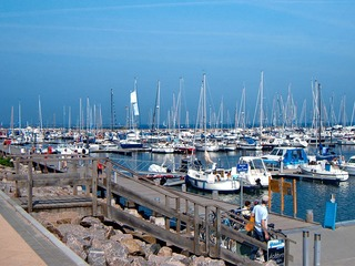 Yacht- und Bootshafen Kühlungsborn