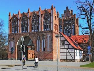Treptower Tor Neubrandenburg