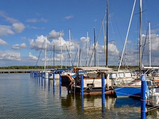 Hafen Ribnitz