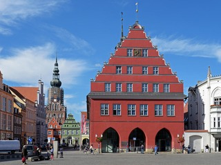 Rathaus Greifswald