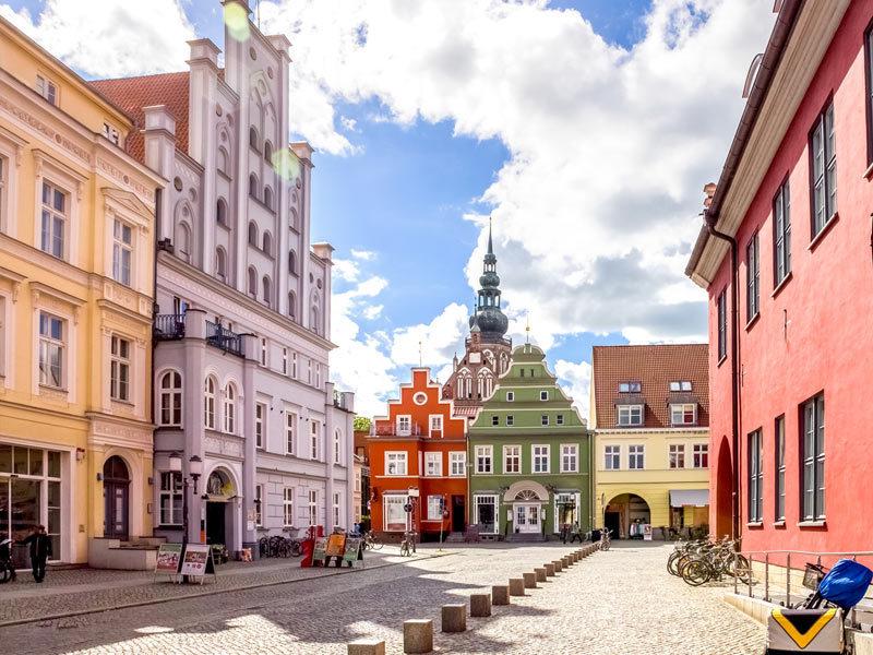 Altstadt Greifswald