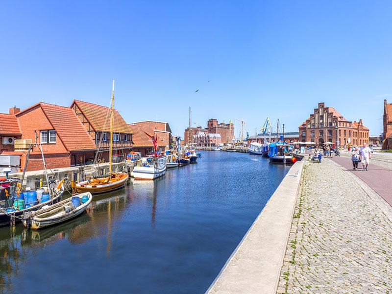 Alter Hafen Wismar - Hansestadt Wismar
