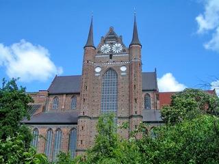 St.-Georgen-Kirche Wismar