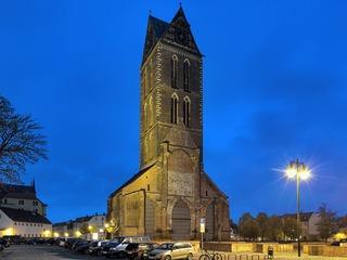St.-Marien-Kirche Wismar