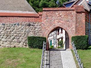 Stadtmauer Sternberg