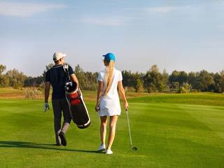 Golf de Luxe Spezial ab Linz