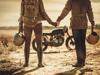 Mit dem Motorrad durch Mecklenburg-Vorpommern