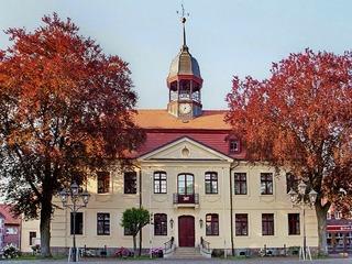 Rathaus Neustadt-Glewe