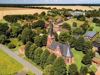 Kirche Muchow