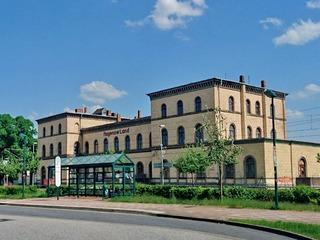 Bahnhof Hagenow-Land