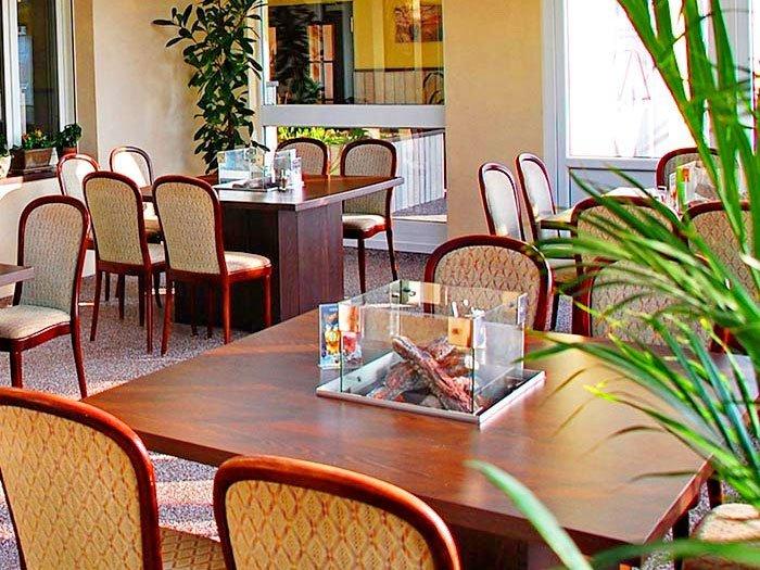 Restaurant im Casilino Hotel Rostocker Tor