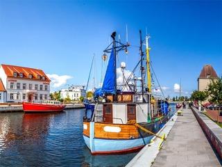 Stadthafen Ueckermünde