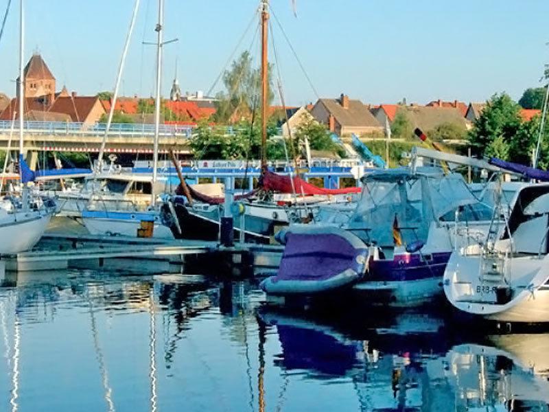 Stadthafen Plau am See