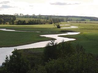 Eiszeitroute - Rundtour ab Neubrandenburg - Friedland und zurück