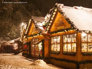 """Neubrandenburger Weihnachtsmarkt """"Weberglockenmarkt"""""""